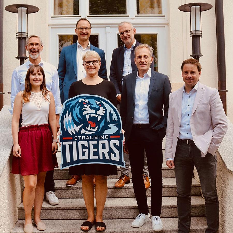 steuercompany erweitert Gesellschafterkreis der Straubing Tigers